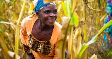 FEEDING THE FUTURE: ENDING GLOBAL HUNGER